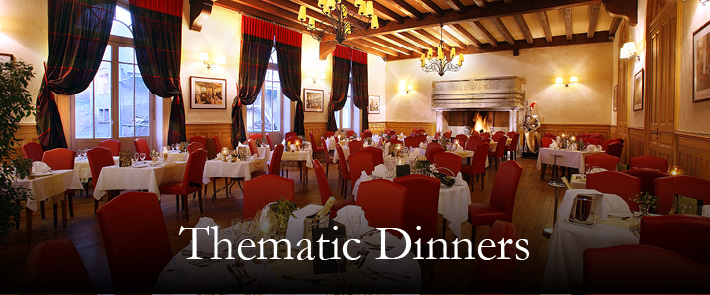 thematic-dinners